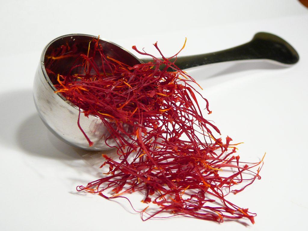 تجارت و استفاده از زعفران